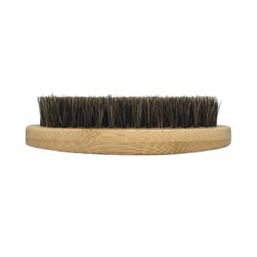 cepillo para barba imagen lateral cerdas