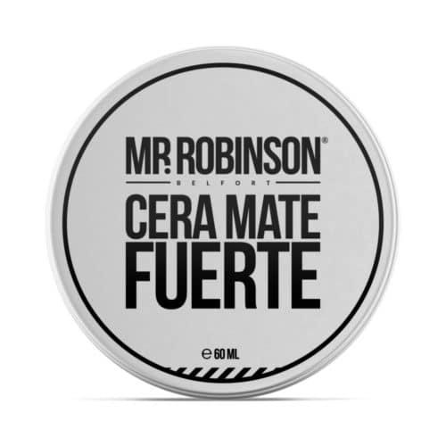 Cera mate Mr. Robinson imagen 3