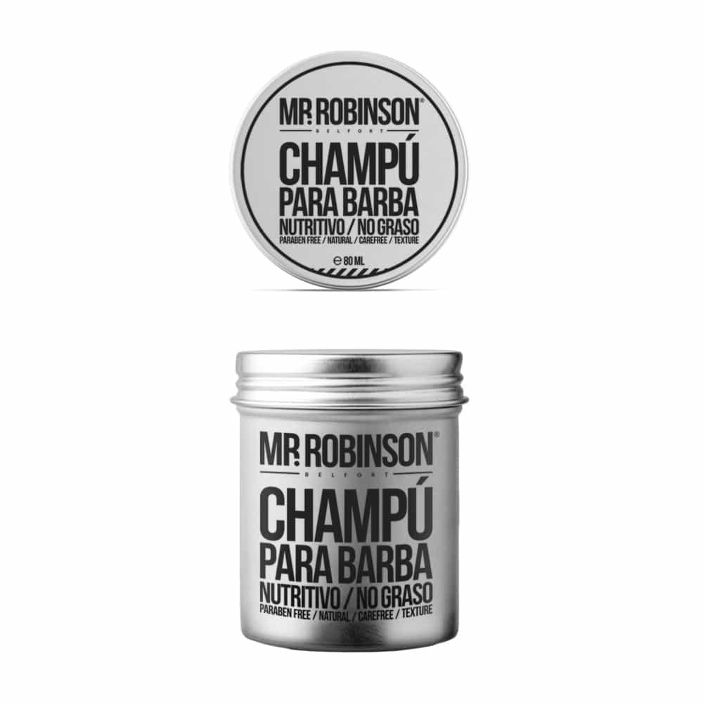 champú para barba Mr. Robinson imagen 2